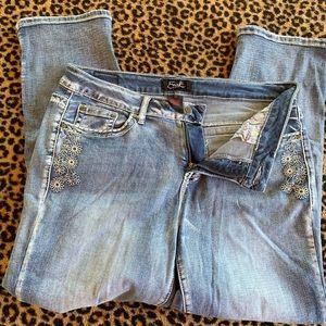 Earl brand denim Capri jeans size 10